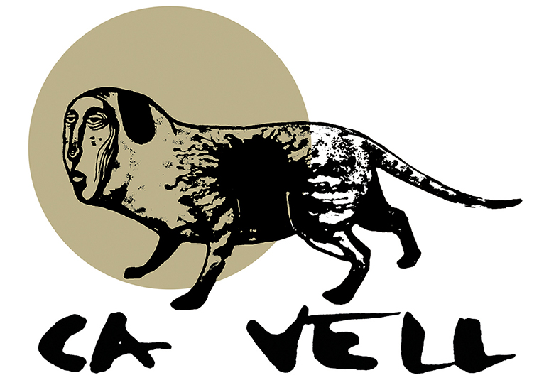 ca vell_logo__il·lustration_tipography